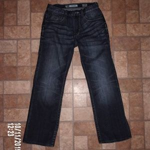 BKE Tyler Distressed Jeans